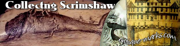 Collecting Scrimshaw: Antique Whale Bone Carvings