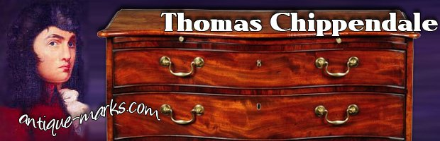 Thomas Chippendale was a leading British cabinetmaker
